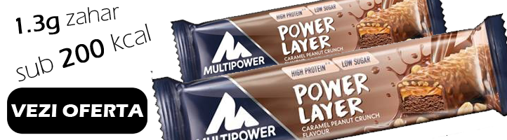Power Layer - Baton proteic