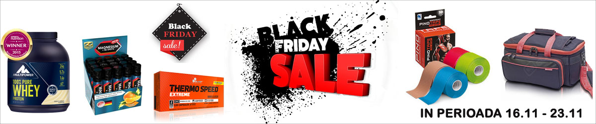 Campanie Black Friday Recosport 2018