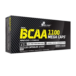 Picture of BCAA Mega Caps® - 120 Olimp