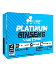 Picture of Platinium Ginseng Sport Edition, 60 caps - Olimp