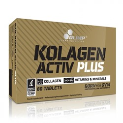 Picture of Kolagen Activ Plus 80 tabs - Olimp