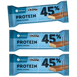 Picture of Baton proteic 45% proteina - 45g