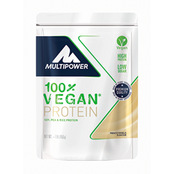 Picture of 100% Vegan Protein - 450g  - Ciocolata