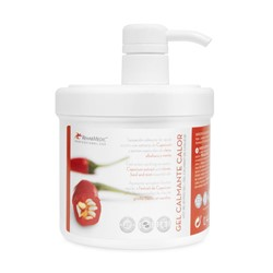 Picture of GEL calmant cu Capsicum - 500ml