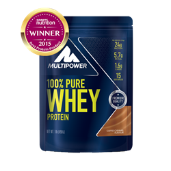 Picture of 100% Pure Whey Protein - 450g - Coffee Caramel