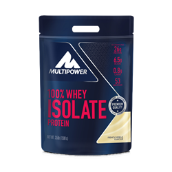 Picture of 100% Whey Isolate Protein 1590g - Vanilie