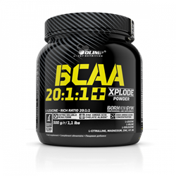 Picture of BCAA 20:1:1 XPLODE POWDER - 500g Grapefruit