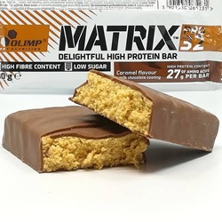 Picture of Baton Proteic MATRIX 80g - Olimp Nutrition - Caramel