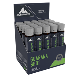 Picture of Guarana Shot 20x25ml Multipower