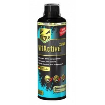 Picture of VITACTIVE SIROP + L-CARNITINA - 1000ML GREEN TEA