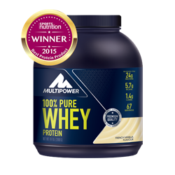 Picture of 100% Proteina Pura Whey - 2000g - Vanilie