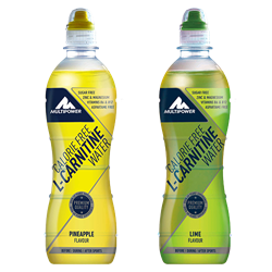 Picture of L-Carnitine Drink 500ml - Lime