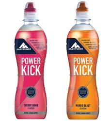 Picture of Power Kick - 500ml - Mango Blast