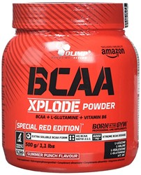 Picture of BCAA XPLODE POWDER- 500g SUMMER PUNCH OLIMP