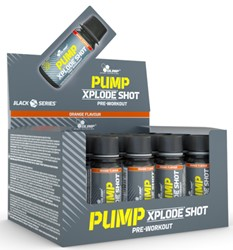 Picture of PUMP EXPLODE SHOTS 20 x 60ml - Olimp