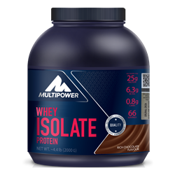 Picture of 100% Whey Isolate Protein 2kg - Capsuni
