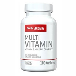 Picture of Multi Vitamine 100 tabs