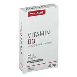 Picture of Vitamina D3 - 30 caps