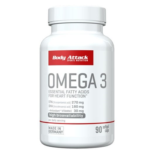Picture of Omega 3 Sport - 90caps