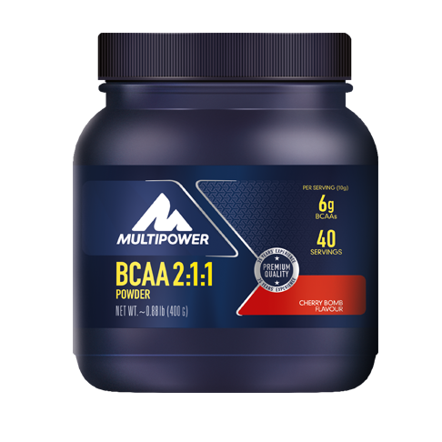 Picture of BCAA Pudra 2:1:1 400g Multipower
