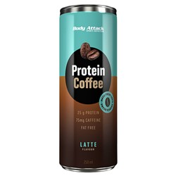 Picture of Protein Coffee 250ml Latte