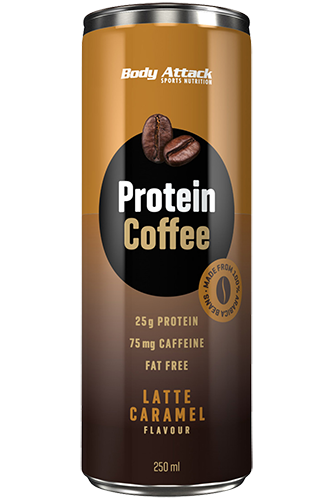 Picture of Protein Coffee 250ml Caramel-Latte