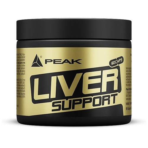 Picture of Liver Support (90 caps) Peak