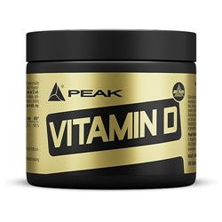 Picture of Vitamina D - 180 caps - Peak