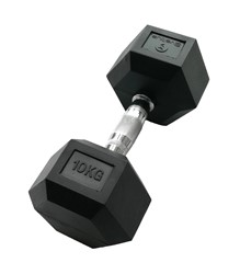Picture of Gantera hexagonala 10kg - Dumbbell