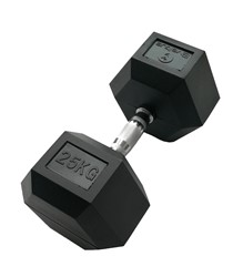 Picture of Gantera hexagonala 25kg - Dumbbell