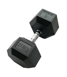 Picture of Gantera hexagonala 27.5kg - Dumbbell