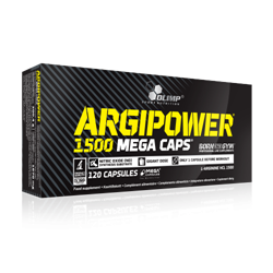 Picture of ARGI POWER 1500 MEGA CAPS