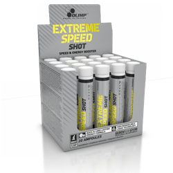 Picture of Extreme Speed Shot 20 x 25 ml - Olimp