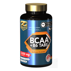 Picture of BCAA + B6 CAPSULE - 120BUC
