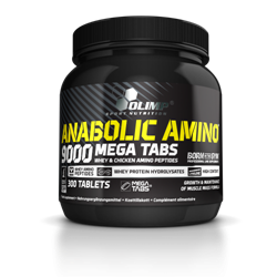 Picture of Anabolic Amino 9000 Mega Tabs 300