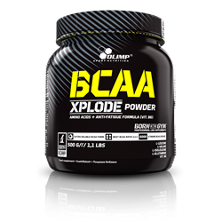 Picture of BCAA 2:1:1 XPLODE POWDER - 500g MOJITO OLIMP